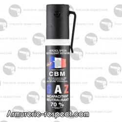 Aérosol de gaz cristallisé 25 ml Homeland