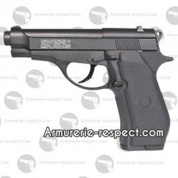 Beretta Swiss Arms M84 full métal à billes d'acier 4.5 mm
