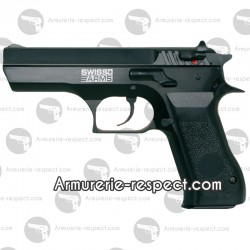 Swiss Arms 941 pistolet à billes d'acier 4.5 mm Co2