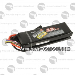 Batterie Swiss Arms Intellect LiFe 1200mAh 20C 9.9V