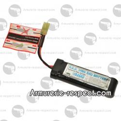 Batterie 8.4V en 1100 mAh connecteur mini