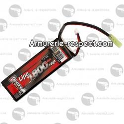 Batterie Swiss Arms Lipo 7.4V 1800 mAh 30C