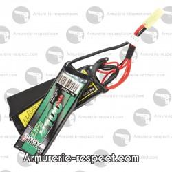 Batterie Swiss Arms Life 9.9V 2100 mAh triple