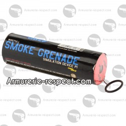 Fumigène bleu Enola Gaye à goupille
