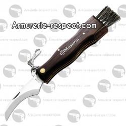 Couteau à champignons en palissandre Maserin