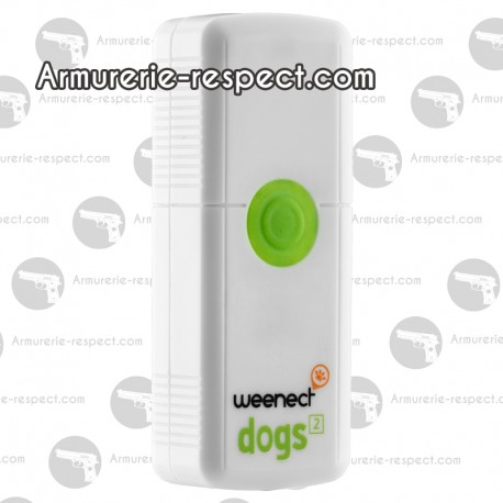 Collier GPS pour chien Weenect Dogs 2
