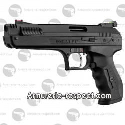 Pistolet à air comprimé Beeman P17 plomb 4.5 mm