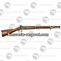 Fusil mousqueton Zouave 1863 Chiappa cal 58