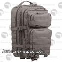 Grand sac à dos Urban Grey 36 litres