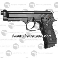 Swiss Arms P92 culasse mobile métal pistolet à billes d'acier 4.5 mm