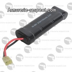 Batterie type mini 8.4V 1100mAh