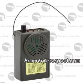 Appeau acoustique électronique MR104 Sonido