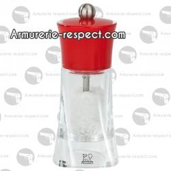 Moulin à sel Molène rouge de Peugeot 14 cm