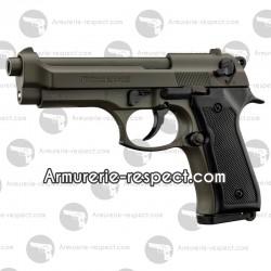 Pistolet à blanc Beretta 92 Chiappa green 9 mm