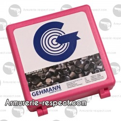 Boîte à plombs 4.5 mm Gehmann rose