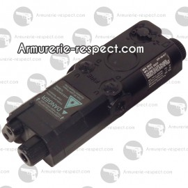 Boitier de batterie type PEQ pour COLT M4 Nylon Fibre (180979)