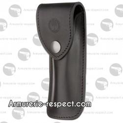 Etui en cuir noir pour couteau 12 cm Böker Magnum