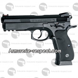 Réplique CZ SP 01 shadow airsoft spring noir