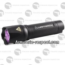 Lampe tactique led à ultra violet Lumitorch