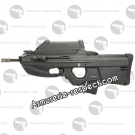 FN F2000 AEG noir avec une visée intégrée