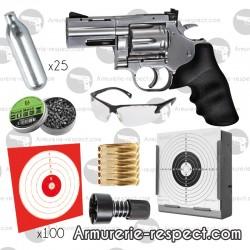 Pack Dan Wesson DW715 à plombs avec accessoires