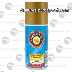 Aérosol solvant poudre et déplombant Armistol 150 ml