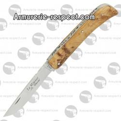 Couteau régional Le Mineur de Robert David