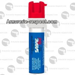 Gel poivre de poche avec clip de Sabre Red