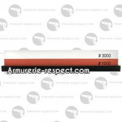 Pierre à aiguiser double face Wusaki 1000/3000