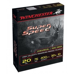 Cartouches Winchester Super Speed G2 - Cal 20/76