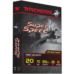 Cartouches Winchester Super Speed G2 - Cal 20/70