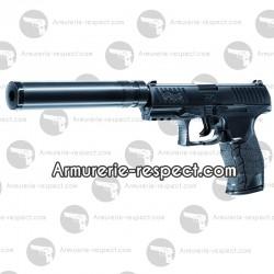 Réplique airsoft pistolet Walther PPQ Navy avec silencieux