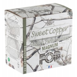 Cartouches Fob Sweet Copper Magnum 40 - Cal 12/76