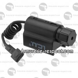 Caméra ICU Tacticam 1.2 pour rail 22 mm
