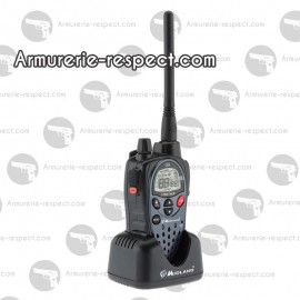 Talkie walkie G9 de Midland avec kit oreillette