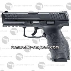 Réplique pistolet airsoft HK VP9 HME culasse métal