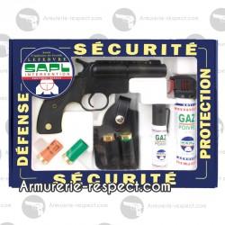 Kit pistolet Gomm-Cogne GC27 SAPL et bombes lacry