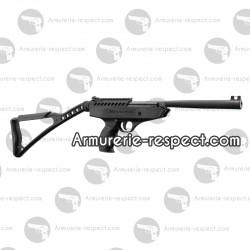 Pistolet à air comprimé 13.7 joules Langley Pro Sniper 4.5 mm