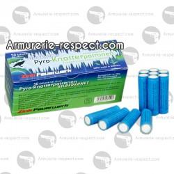 Fusées crépitantes 15mm pour armes d'alarme (tarif dégressif)