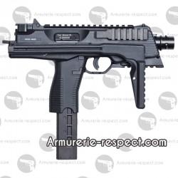 Pistolet mitrailleur MP9A3 réplique airsoft GBB de KWA