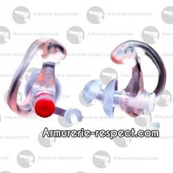 Bouchons d'oreilles demi mesure progressifs Alvis MK3