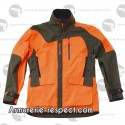 Veste X-treme Tracker one orange et kaki