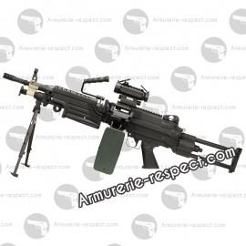 FN M249 PARA metal electrique 6mm (+AMOBOX) Energie 1,2 J. Max