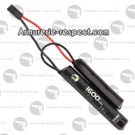 Batterie mini 8,4 V/1600 mah NIMH WE / 2 elements