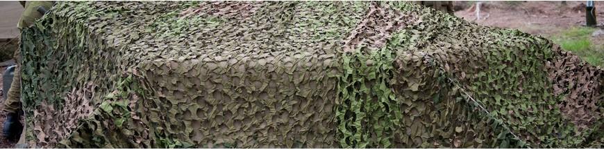 Filets de camouflage