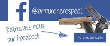 Facebook Armurerie Respect en Alsace Haut-Rhin